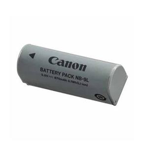 Canon NB-9L Rechargeable Lithium-ion Battery